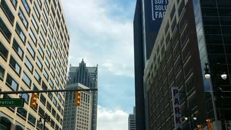 Downtown-Detroit