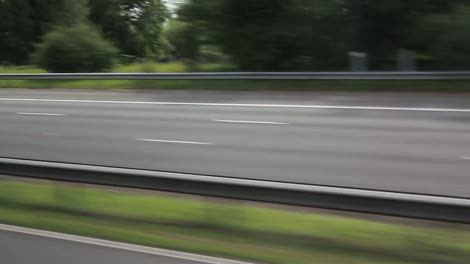 Driving-on-Motorway