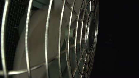 Electric-Fan-Close-Up