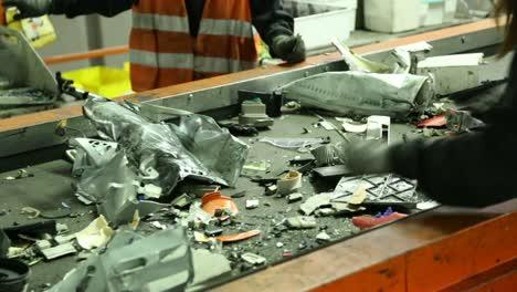 Electronic-Waste-on-Conveyor-Belt-