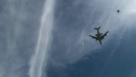 Endeavor---Passing-directly-overhead