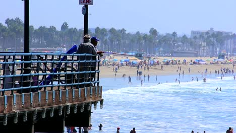Fishing-Santa-Monica-Pier