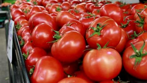 Food-Market---Tomatoes