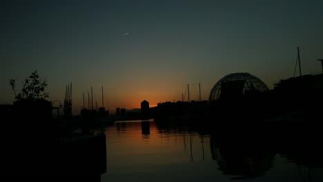 Sunset-in-Genoa-Italy-1