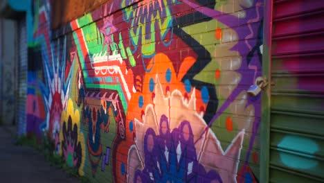 Girls-Shadows-Cast-on-Street-Art