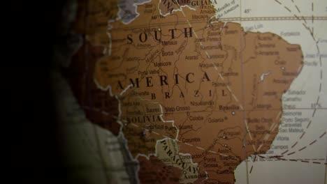 Vintage-Globe-South-America-1