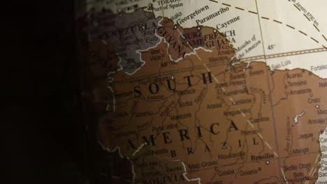 Vintage-Globe-South-America-2