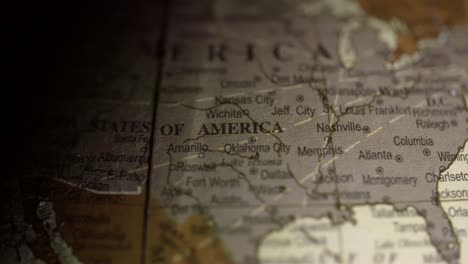 Vintage-Globe-USA