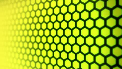 Green-Honeycomb-Pixels