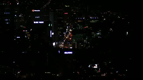Seoul-South-Korea-Roads-at-Night-1