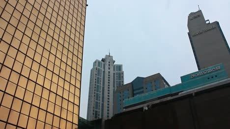 Sky-Scrapers-in-Seoul