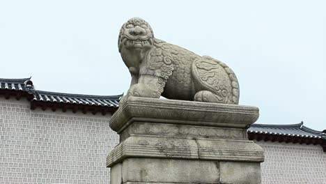 Haetae-Mythical-Creature-South-Korea