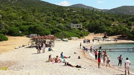 People-Visit-Small-Beach