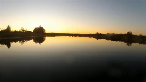 Jet-Ski-River-Sunset