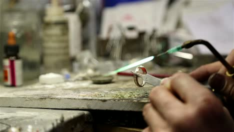 Jewellery-Making---Joining-a-Ring