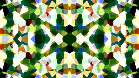 Kaleidoscope-Animated-Background