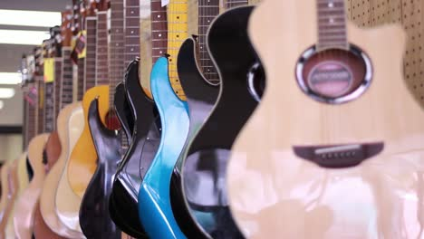Guitars-in-Shop