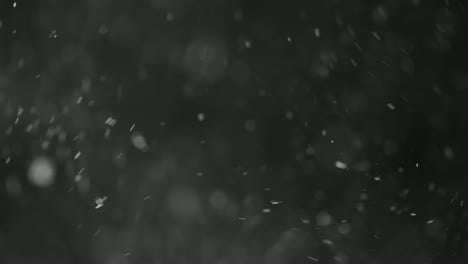 Snow-like-Particles-