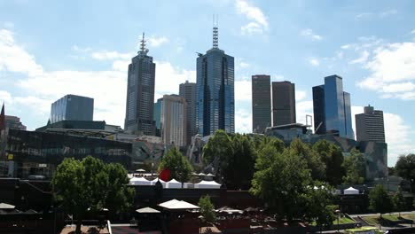 Melbourne---Central-Business-District