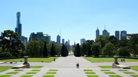 Melbourne---Central-Business-District-Skyline