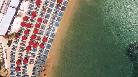 Aerial-View-of-Hotel-Resort-Beach