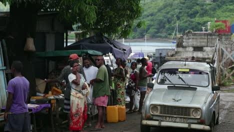 Madagascar-Nosy-Be-City-Centre