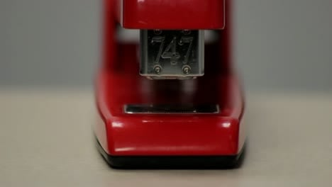 Red-Office-Stapler-(Close)