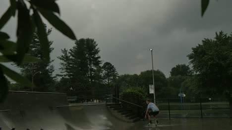 Skateboarding-in-the-Rain-1