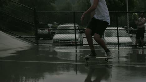 Skateboarding-in-the-Rain-4