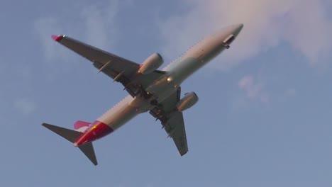 QF-Aircraft-Landing