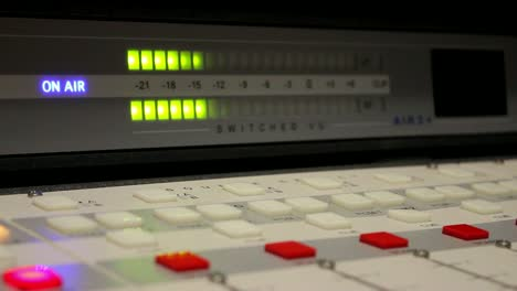 Radio-Broadcasting-Mixer-Board