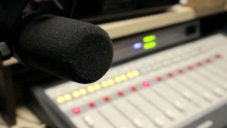 Radio-Broadcasting-Mic-and-Board