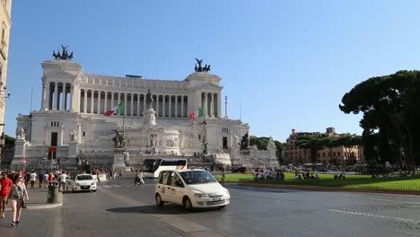 Piazza-Venezia-Rome