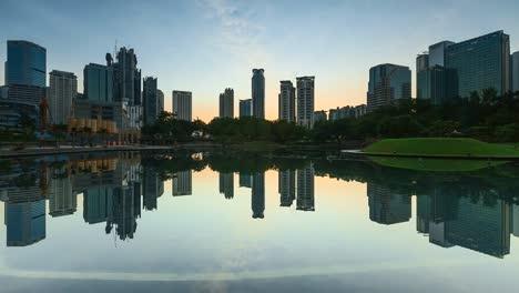 Timelapse-of-KLCC-Kuala-Lumpur