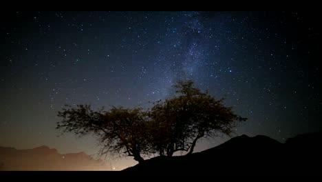 Vía-Láctea-Timelapse