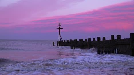 Shoreline-Sunset