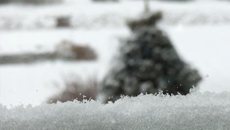 Slow-Motion-Snow-Falling