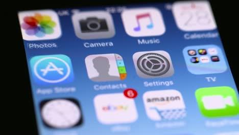 Unlocking-Smartphone