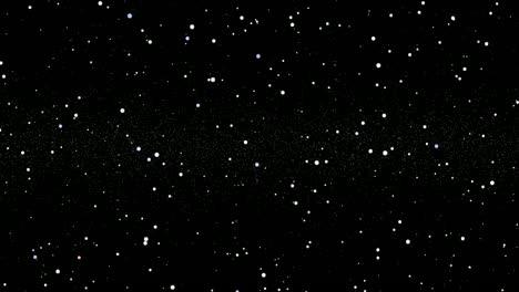 Campo-de-estrellas-volar-a-través-de