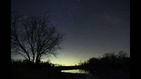 Stars-Time-Lapse