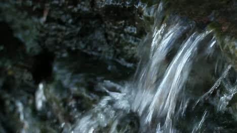 Small-Waterfall-in-a-Stream