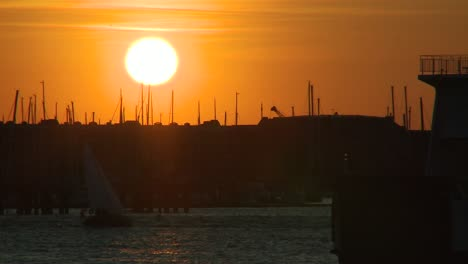 Sunset-Over-Yachts-2