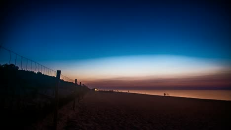Sunset-on-the-Beach