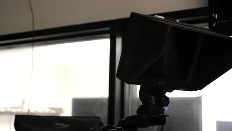 TV-Studio-Camera:-Tilt-Up