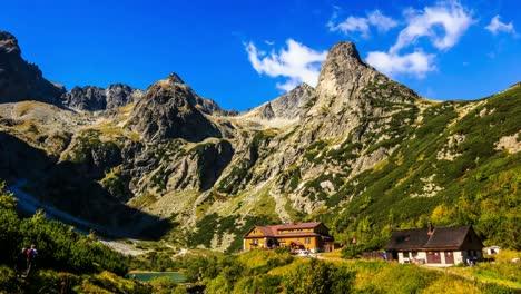 Tatra-Mountains---TimeLapse