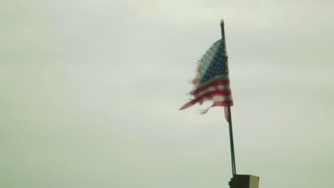 Torn-American-Flag