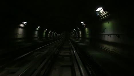 Metro-in-Turin-Italy