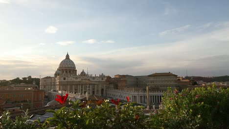 Sunset-over-the-Vatican