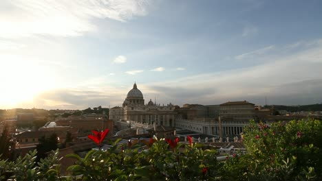 Vatican-Sunset---2