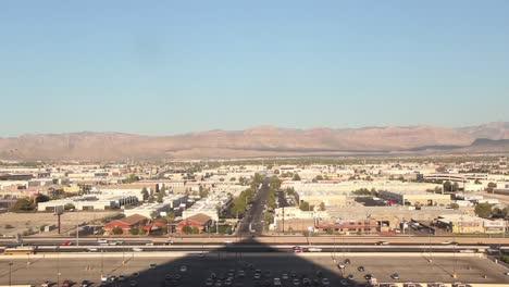 Las-Vegas-day-time-lapse-